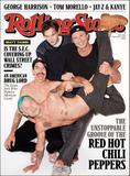 Red Hot Chili Peppers Rolling Stone September 2011