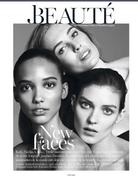 Cora Emmanuel, Nadja Bender & Kati Netscher - Vogue France - Nov 2012 (x7)
