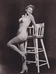 Allison hayes nude