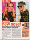Ashlee Simpson's New Nose