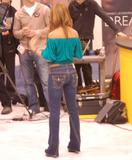Layla Kayleigh Showing Tummy in Jeans x 4 MQ