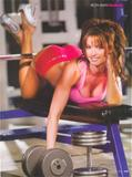 Karen McDougal Ironman Magazine Jan '06