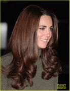 Kate Middleton (Duchess Catherine) at Centrepoint Charity for Homeless - 21 Dec 11