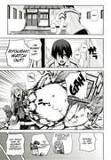 (C78) [Senpenbankashiki (DATE)] Hissatsu Neco Neco Attack (Ookami-san to Shichinin no Nakama-tachi) English Preview