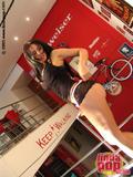 Andrea  Rincon (Selena Spice) Striptease Segunda Prenda foto 7