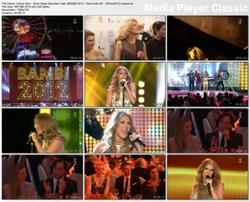 Celine Dion - River Deep Mountain High (BAMBI 2012 - Das Erste HD - 22Nov2012) - HD 720p