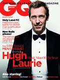 Five Covers of GQ UK October 2011-Hugh Laurie,Bradley Cooper,Lara Stone,Keith Richards,U2