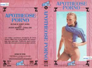 Apotheose Porno / Порно Апофеоз (Jean Rollin as Michel Gand, Avia Films / Alcove Video) [1976 г., All Sex,Classic, VHSRip]