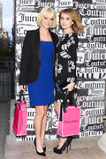 "Emma Roberts Kate Mara & Anna Faris @ Juicy Couture ""LA Loves London"" Fall 2012 Presentation in NYC 03/29/12"