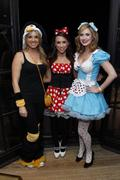 Lacey Chabert - KIIS FM Halloween Party in Santa Monica 10/30/12