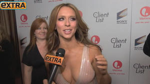 Jennifer Love Hewitt - 'The Client List' Premiere Interviews (2012), 720p