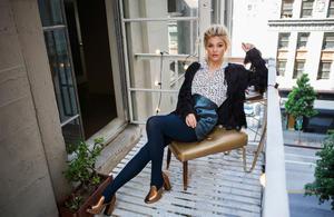 Olivia Holt Cliche Magazine Photoshoot