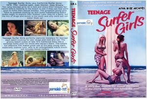 Surfer Girls / Серфингистки (Boots McCoy, California Pictures / ABA) [1976 г., All Sex,Classic, DVDRip]