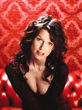 Bridget Moynahan Fishnets