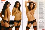 Lucy Pinder in Nuts, 6-12 April 2007