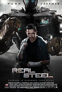 Real Steel - [DVDRip] [Subs. Espa�ol Pegados] [2011] [Varios Servidores]